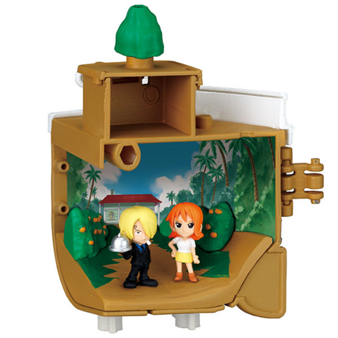 File:One Piece Memorial Log Ship Going Merry Piece 3.png