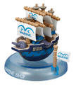 One Piece Wobbling Pirate Ship Collection Marine Battleship.png