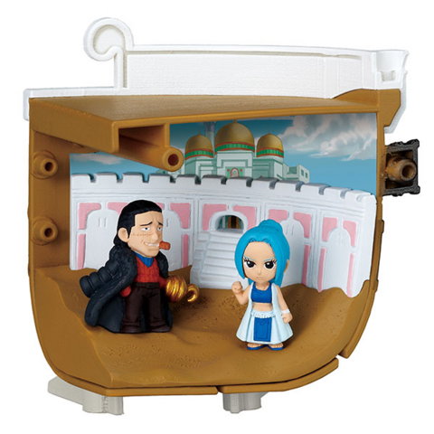 File:One Piece Memorial Log Ship Going Merry Piece 6.png