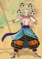 Enel Pirate Warriors 2