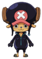 Chopper Film Gold Leather Outfit.png