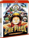 One Piece Movie 4 blu-ray Spain