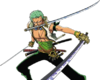 Zoro's Outfit in One Piece Unlimited Adventure.png