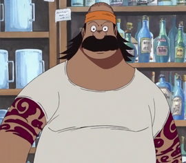 Terry en el anime