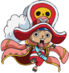 Chopper Promotional Film Z Outfit.png