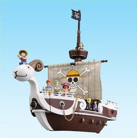 File:One Piece Mega Bloks Going Merry.png