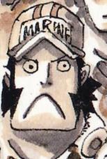 Mashikaku as a Young Marine