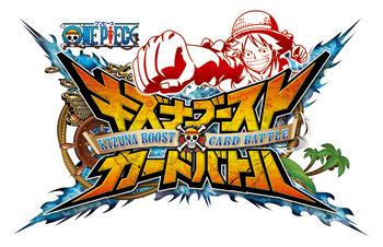 One Piece Kizuna Boost Card Battle