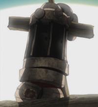 Zephyr's Grave