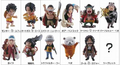 One Piece Collection Change the World Characters