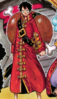 Luffy Movie 12 Second Outfit