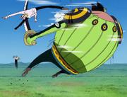 Sanji Defeats Pickles