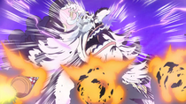 Big Mom Destroys the KX Launchers
