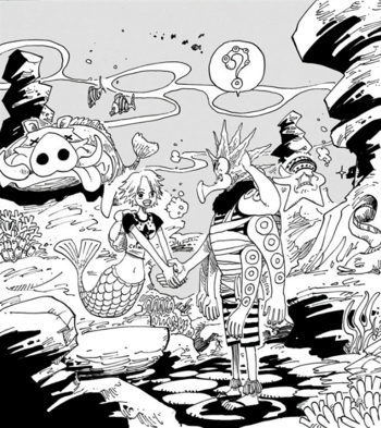 Подводное странствие Хаттяна