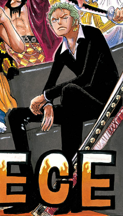 File:Zoro's Outfit Without a Disguise in the Dressrosa Arc.png