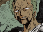 Usopp in Zoro's Wanted Poster