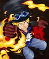 Sabo in Super Grand Battle X.png