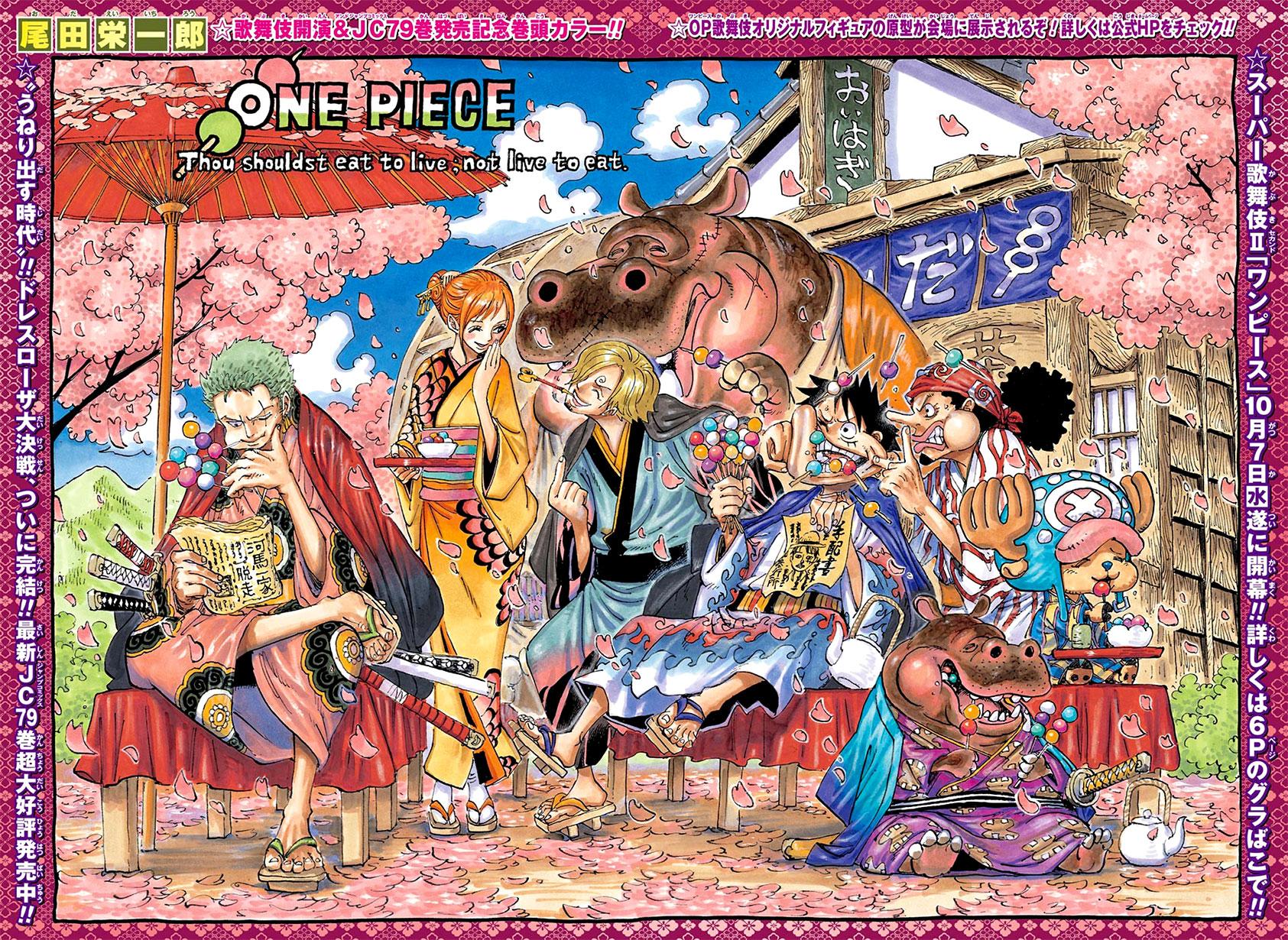 Chapter 802 | One Piece Wiki | Fandom powered by Wikia