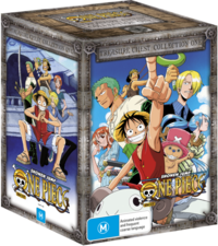 Madman Entertainment Treasure Chest Collection 1