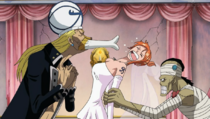 Absalom Trying to Marry Nami