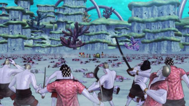 File:Luffy Using Haoshoku Haki (Pirate Warriors 3).png