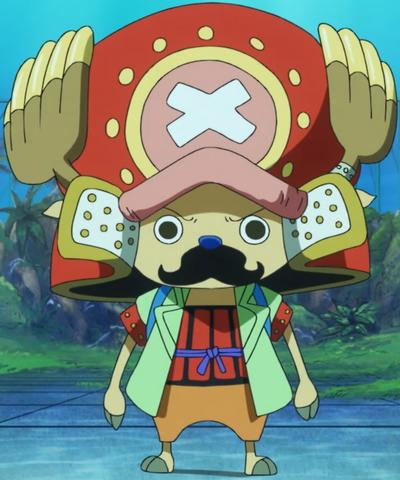 File:Chopper's Samurai Outfit.png