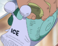 Iceburg's First Personalized Den Den Mushi.png