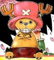 Tony Tony Chopper Manga Pre Timeskip Infobox.png