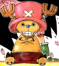 Tony Tony Chopper Manga Pre Timeskip Infobox