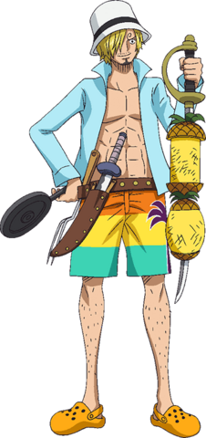 File:Sanji Film Gold Sunbathing Outfit.png