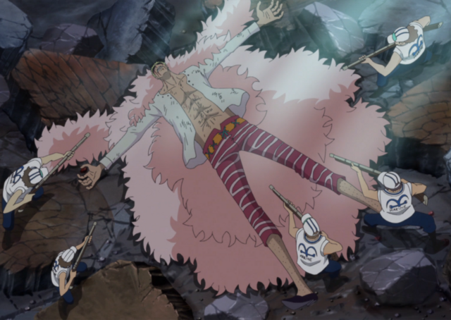 File:Doflamingo Being Arrested.png