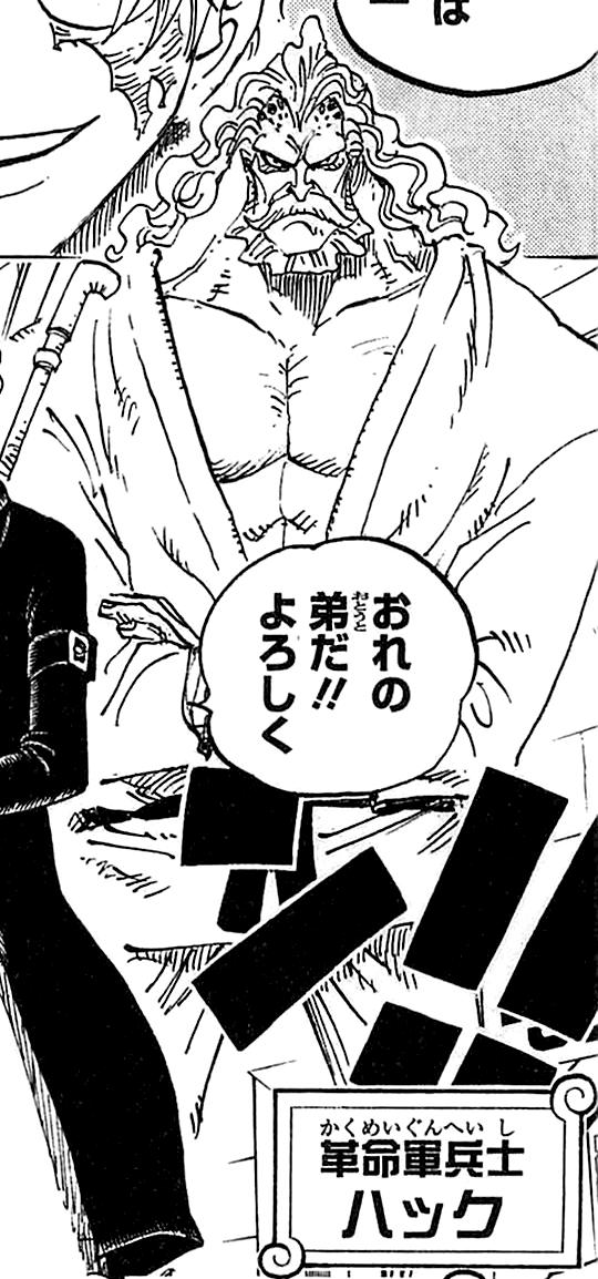 Hack manga