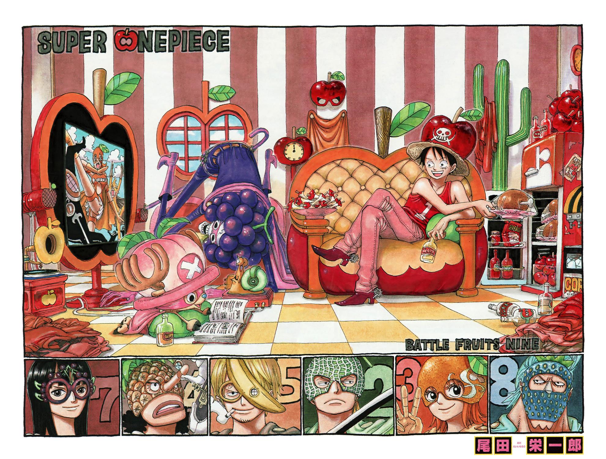 Chapter 567   One Piece Wiki   Fandom powered by Wikia
