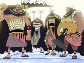 Tsumegeri Guards Anime Infobox