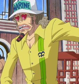 Jango en el anime