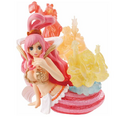 Stacking Vignette Shirahoshi