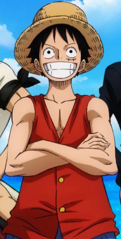 קובץ:Monkey D. Luffy Anime Pre Timeskip Infobox.png