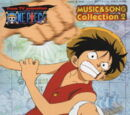 ONE PIECE MUSIC & SONG Collection 2