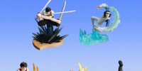 The One Piece Battle