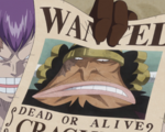 Cracker's Wanted Poster