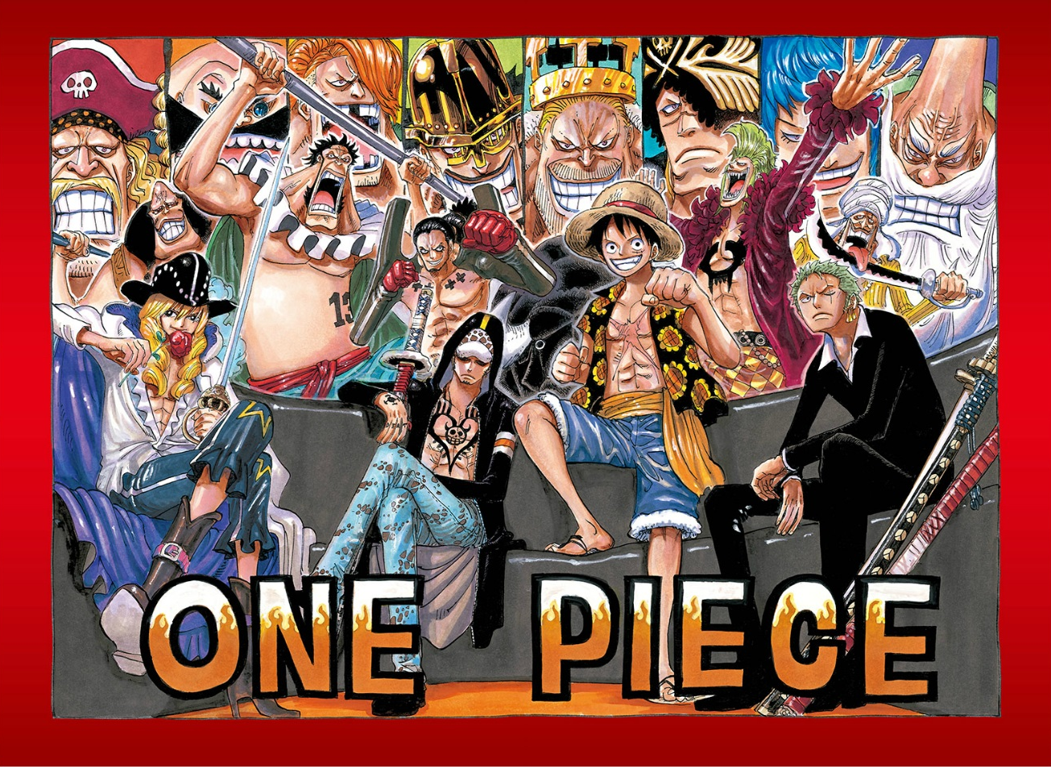 Chapter 750 | One Piece Wiki | FANDOM powered by Wikia
