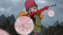 Young Nami Fighting