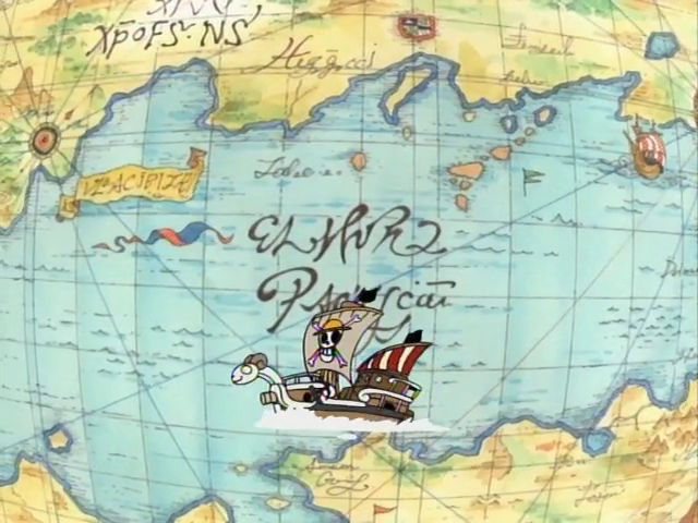 Image - Merry Sailing We Are!.png   One Piece Wiki ...