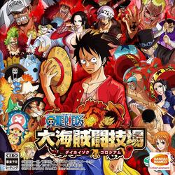 One Piece Grand Pirate Colosseum