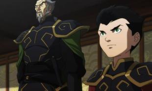 Akira and his Grandson