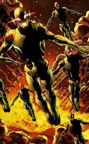 Ultron Sentinels (Earth-61112) from Marvel War of Heroes 001