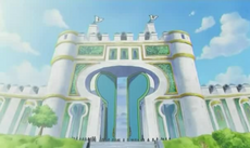 Enies Lobby Main Gate