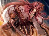 Tadashi's dragon form