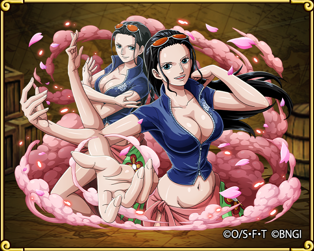 Nico Robin Straw Hat Pirates Born Again  One Piece Treasure
