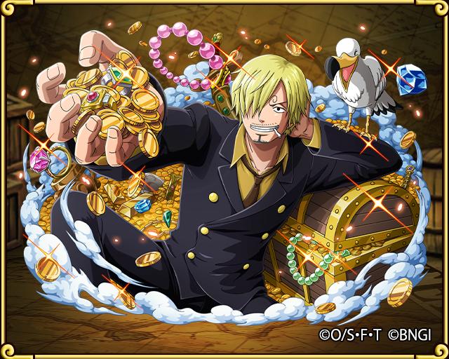 Sanji Grill Shot   One Piece Treasure Cruise Wiki   FANDOM ...